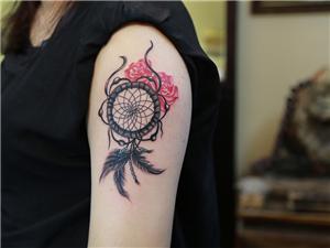织梦网纹身图案