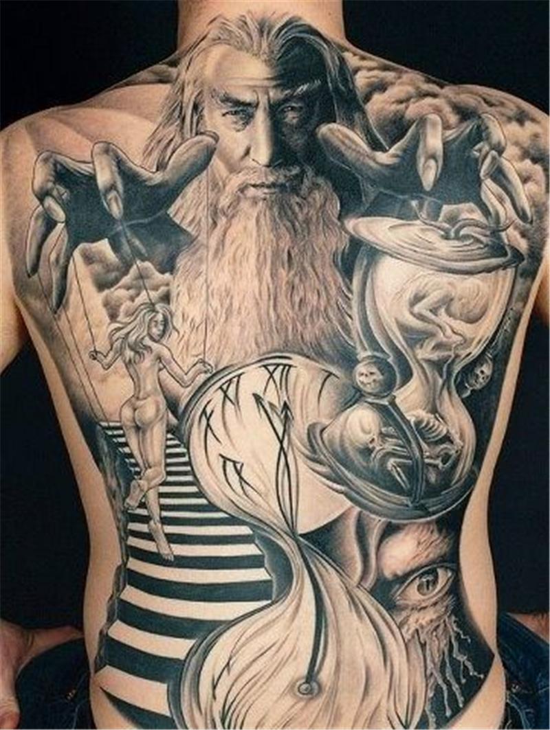 福州最好的纹身店人物的做法